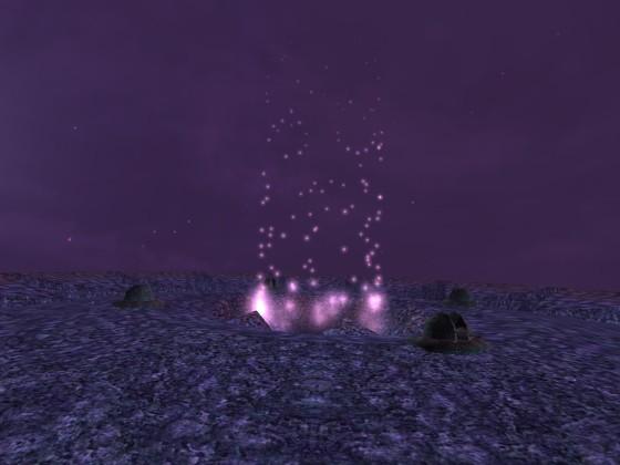 Nomad Nebula Origin